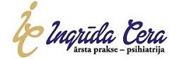 Ingrīda Cera Logo